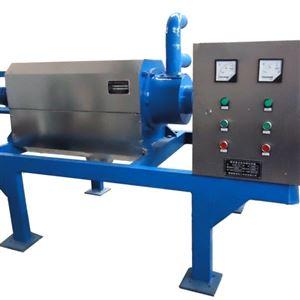 HT-608云南曲靖养殖污水粪便处理固液分离机