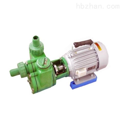 增强聚丙烯自吸泵