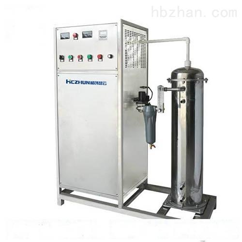 中型氧气源臭氧发生器的操作流程
