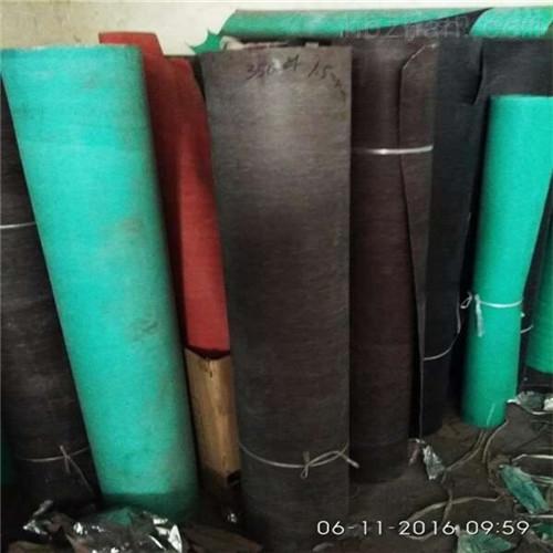 耐油石棉纸垫使用温度