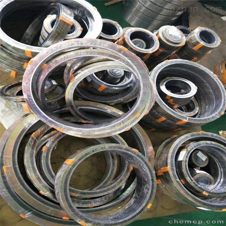 柔性石墨金属缠绕垫使用压力
