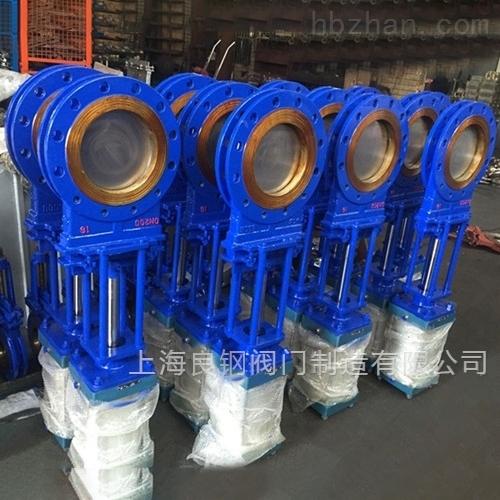 PZ673X圆形气动刀闸阀