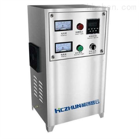 臭氧发生器的臭氧浓度