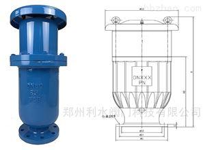 KT45F矿浆排气阀