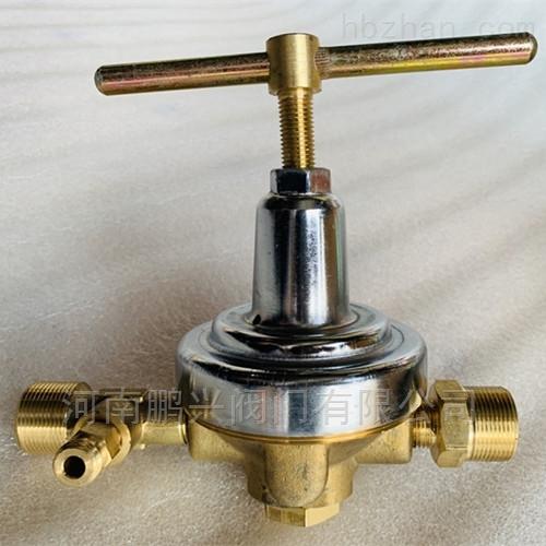 氧气点阀箱专用氧气减压阀