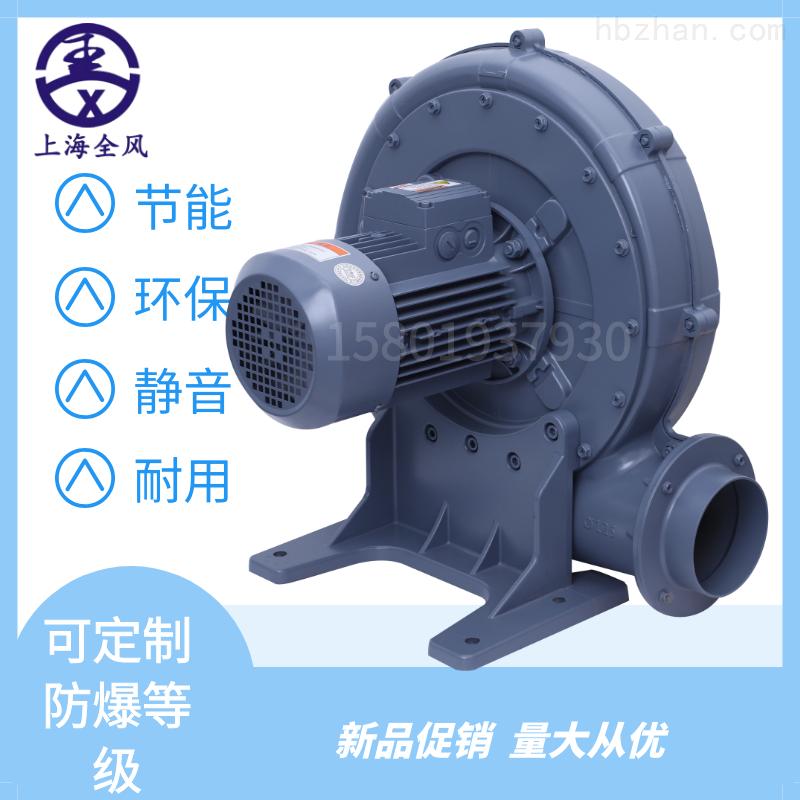 TB125-3中压风机 煤粉燃烧罐用风机