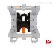 气动工程塑料隔膜泵