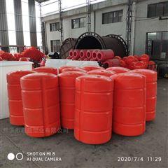 一体成型圆柱形滚塑浮筒   60*1.2米
