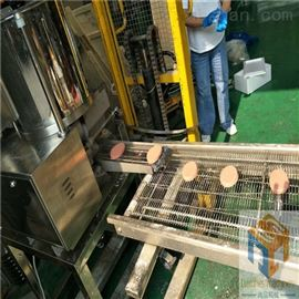 SPCX-100小型全自动香辣牛肉饼成型机报价