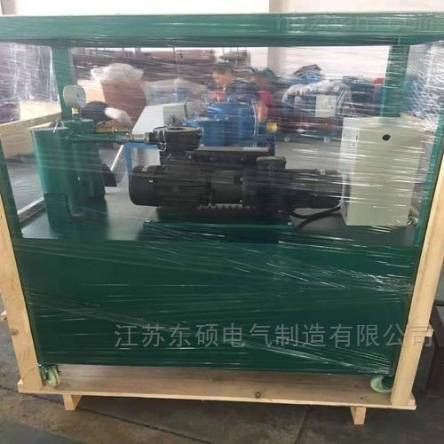 承装修试三四五级配置表-双螺旋式真空泵