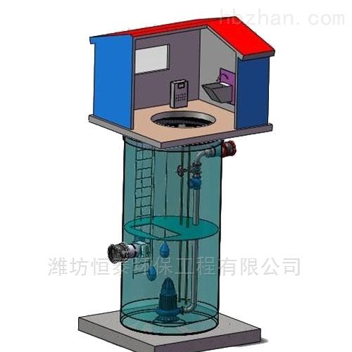 本地污水提升泵站的常见故障