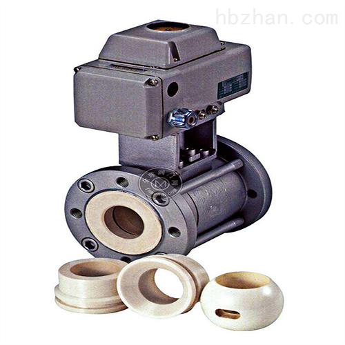 Q941TC电动不锈钢陶瓷球阀