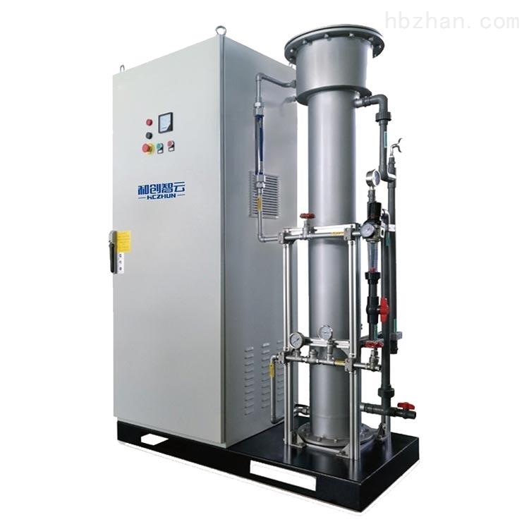 浙江水厂末端消毒设备-臭氧发生器