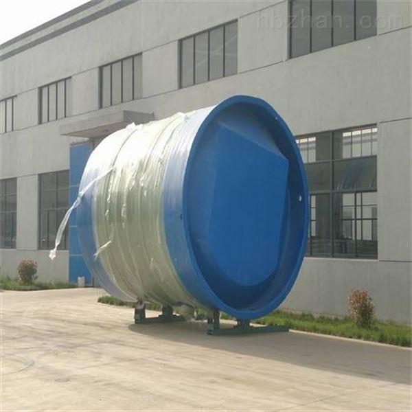 湖北省武汉市一体化预制雨水泵站销售