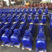 调节水泵流量的方法及性能参数