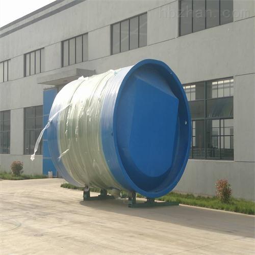 抗浮式箱泵一体化的优点