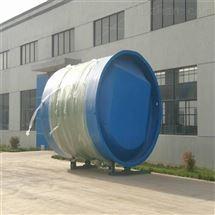 可定制抗浮式箱泵一体化的优点