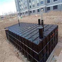 可定制浙江省衢州市地埋式箱泵一体化泵站销售