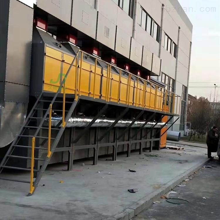 RCO废气处理催化燃烧装置