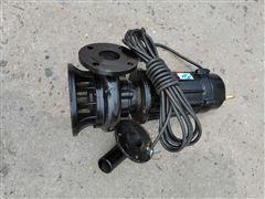 WQ80-20QGWQ/QG切割式污水泵