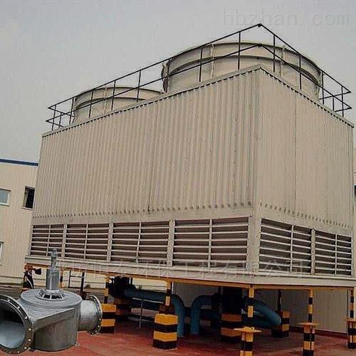 无风机冷却塔的结构
