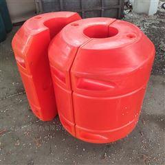 河道抽水PE管道浮筒 700*800内径220