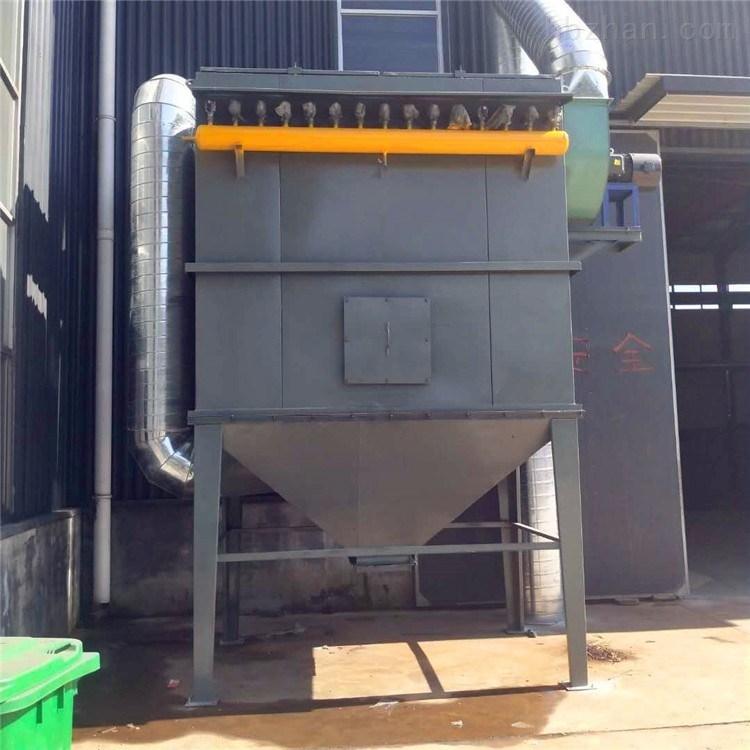 环振加工定制锅炉布袋除尘器新报价