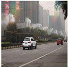 噴霧降塵工程系統