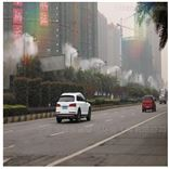 喷雾降尘工程系统