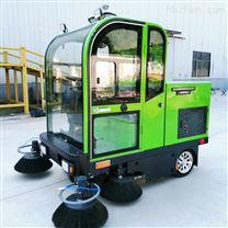 电动垃圾清理车,物业电动扫地车清扫吸尘
