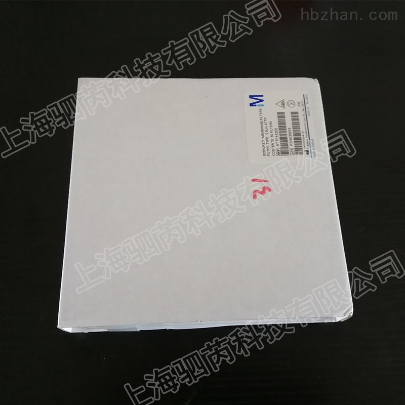 Millipore白色表面滤膜142mm ATTP系列PC膜