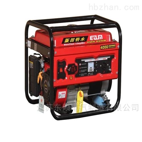 承装修试四级设备清单-发电机