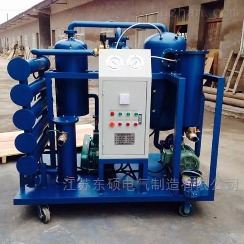 承装修试四级设备清单-真空高效率滤油机