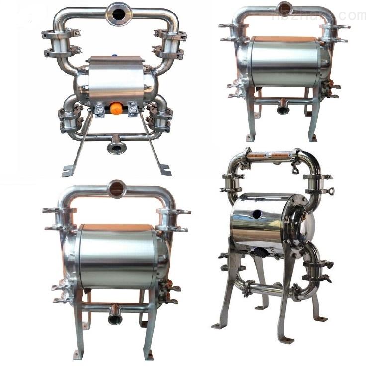衛生級氣動隔膜泵