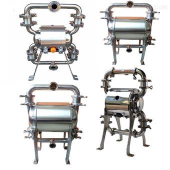 QBY卫生级气动隔膜泵