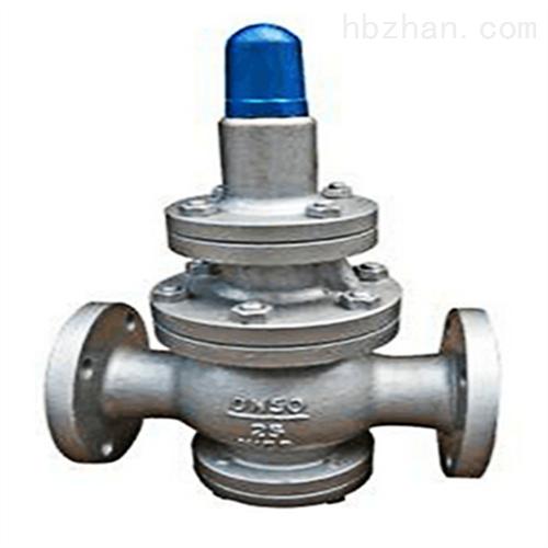 YG43H高灵敏度大流量蒸汽减压阀