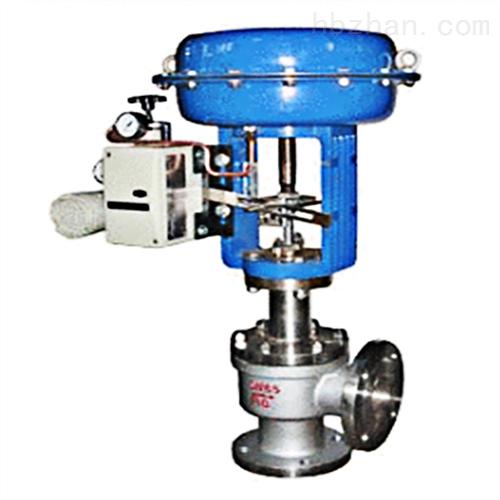 ZJHS-气动薄膜角形单座调节阀