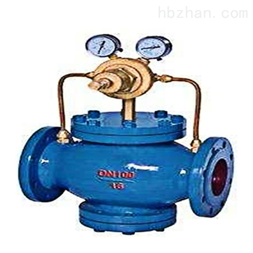 高压活塞式气体减压阀