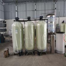 井水水处理—5T/H除铁锰设备