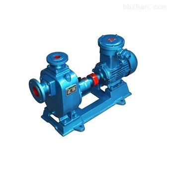 CYZ-A防爆型自吸油泵