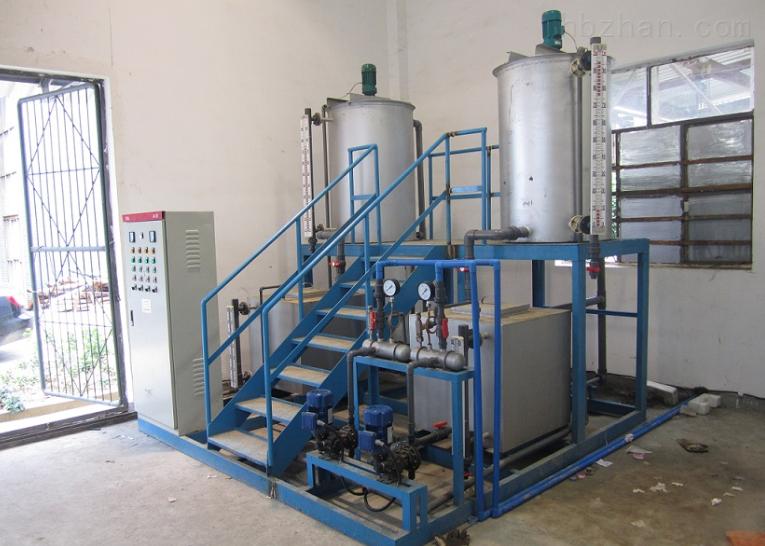 工業循環水加藥設備