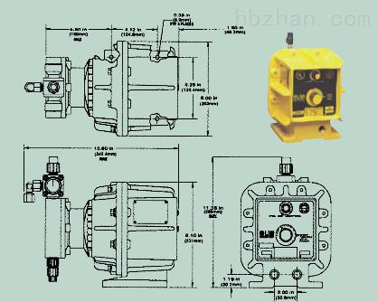 米頓羅計量泵