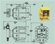 E系列米頓羅計量泵