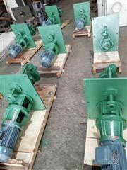 超长轴液下泵,AFB耐腐蚀超长轴液下泵