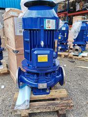 IRG100-350B立式单级单吸管道离心泵