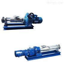 G型無級調速螺杆泵