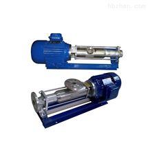 小型加药螺杆泵