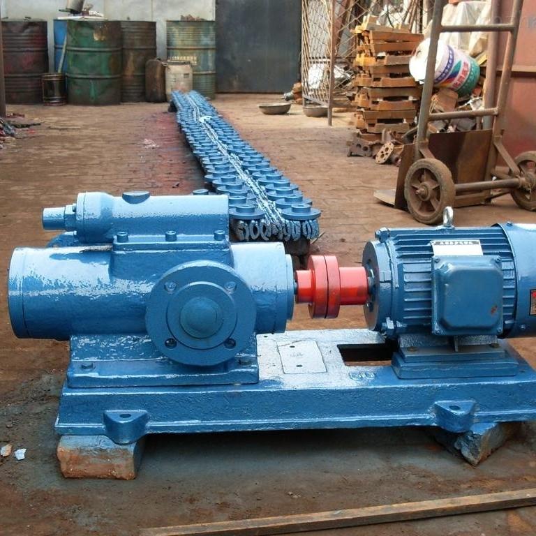 3G型不锈钢三螺杆泵