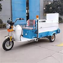 电动双桶拉桶车