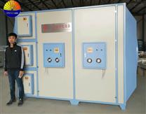 喷漆房废气处理设备选用多少风量光氧净化器